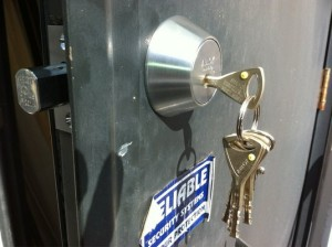 High Security pick and bump resistant deadbolts